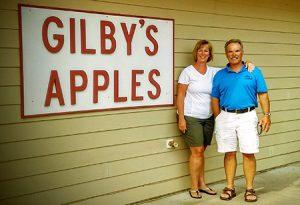 Dave & Janet Gilbertson