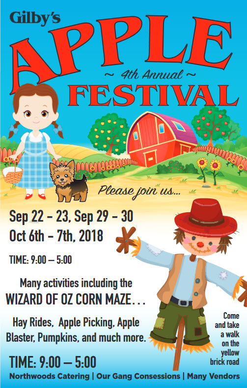 Apple Fest Flyer