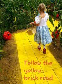 Wizard of Oz - Corn Maze