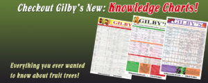 Fruit Tree Knowledge Charts