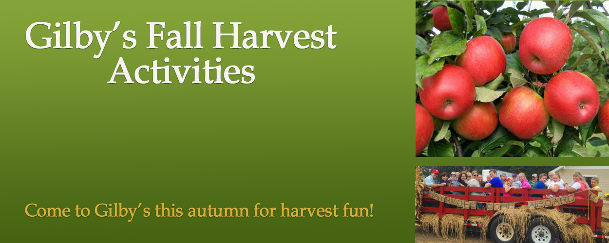 Get Ready for Fall Harvest