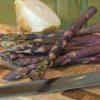 Asparagus 'Purple Passion'